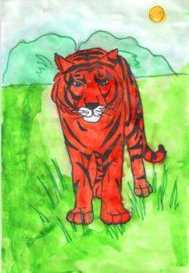 бесплатный конкурс для детей в царстве диких животных
