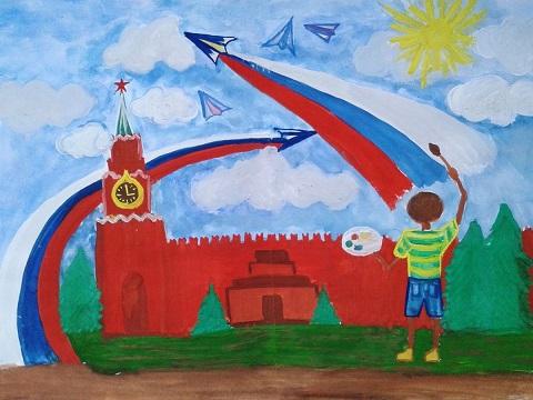 Всероссийский детский творческий военно-патриотический конкурс