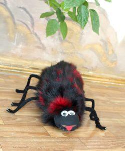 поделка паук