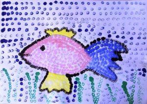рисунок детский на конкурс сказка глазами детей