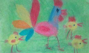 конкурс рисунков лета детский
