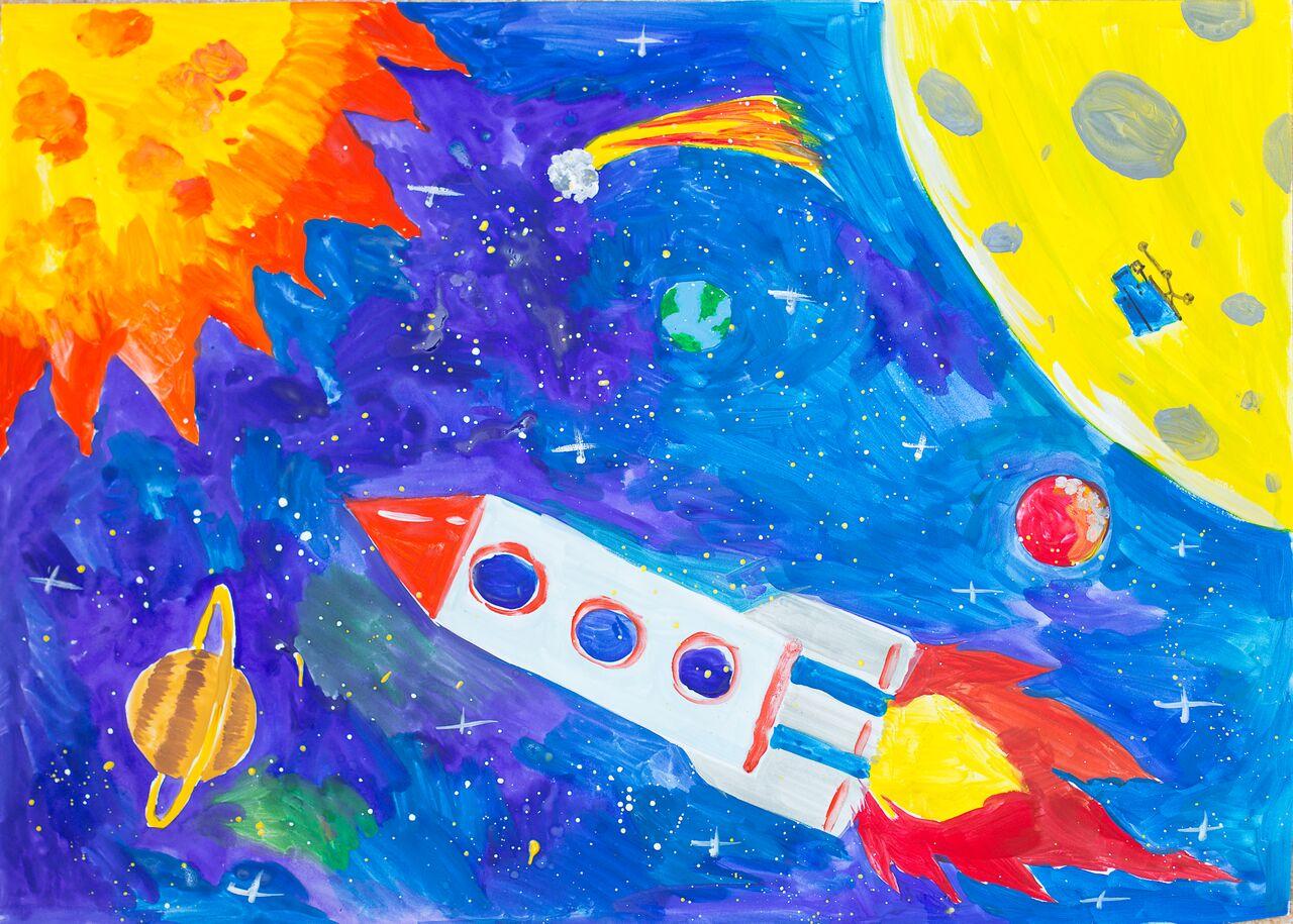 konkurs-risunkov-kosmos