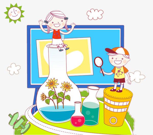 Картинки опыты и дети