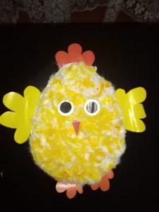 конкурс пасхальное яйцо