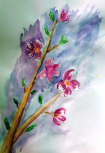 конкурс рисунков весна
