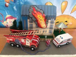 конкурс пожарная безопасность