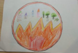 стоп огонь конкурс рисунков