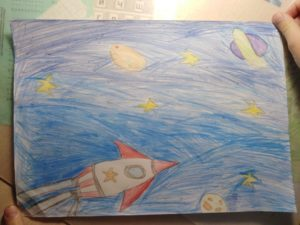 конкурс космос глазами детей всероссийский