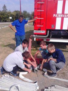 конкурс стоп огонь по безопасности всероссийский для детей