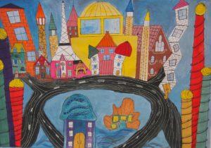 конкурс волшебный город всероссийский для детей с дипломом