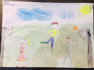 конкурс кусочек лета всероссийский для детей