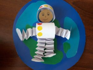 конкурс день космонавтики всероссийский для етей