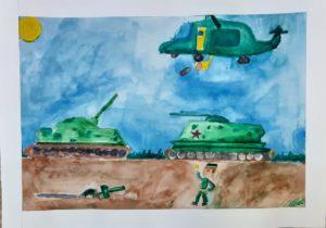 конкурс великая отечественная война для детей