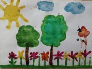 конкурс рисунков лета