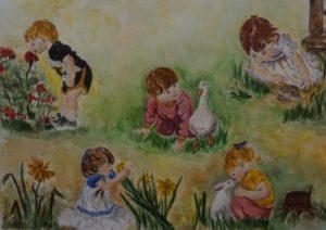 конкурс краски лета международный для детей с дипломом