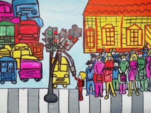 конкурс правила дорожного движения всероссийский для детей