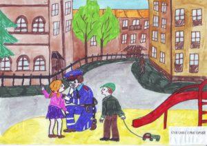 конкурс полицейский дядя степа всероссийский для детей с бесплатным дипломом