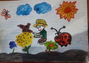конкурс краски лета всероссийский для детей с бесплатным дипломом