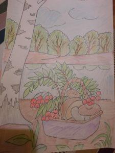 конкурс рисунков осень всероссийский для детей с бесплатным дипломом