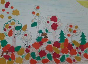 конкурс золотая осень всероссийский для детей с дипломами