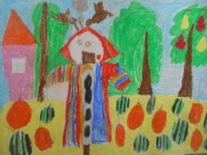сконкурс рисунков осень всероссийский для детей с бесплатными дипломами