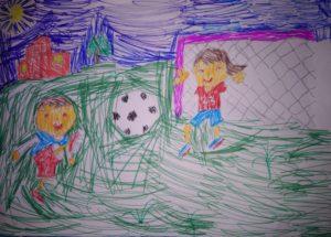 конкурс футбол моя любимая спотивная игра всероссийский для детей с бесплатным дипломом