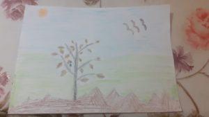 конкурс рисунков осень всероссийский для детей с дипломом