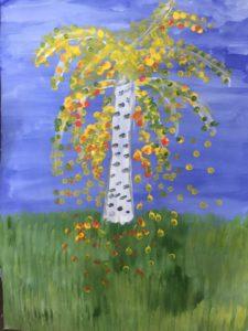 конкурс осенние рисунки всероссийский онлайн