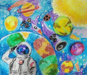 конкурс рисунков мелками международный для детей с бесплатными дипломами