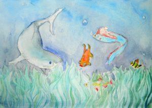 подводный мир конкурс