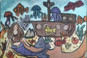 подводный мир конкурс всероссийский для детей с бесплатными дипломами