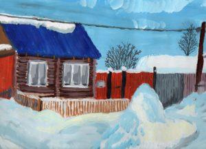 конкурс зима всероссийский