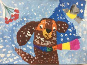 конкурс собаки и кошки всероссийский международный для детей