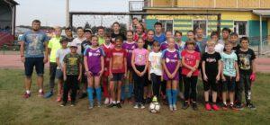 конкурс футбол всероссийский международный для детей