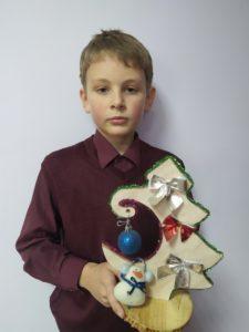 конкурс зимний всероссийский поделки для детей