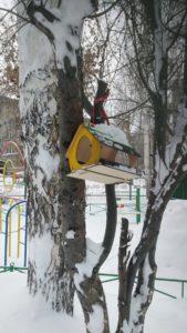 конкурс скворечников всероссийский и международный для детей с дипломом