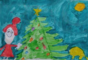 конкурс о зиме всероссийский и международный для детей