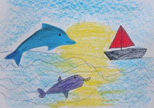 конкурс подводный мир всероссийский для детей с дипломом