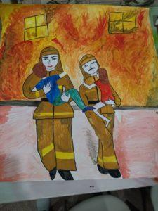 конкурс пожарная безопасность всероссийский и международный для детей с дипломом