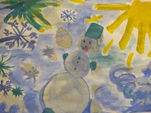 конкурс зима рисунки поделки всероссийский и международный