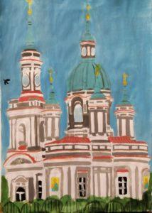 конкурс православный всероссийский для детей
