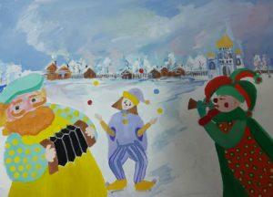 конкурс новогодняя сказка всероссийские и международные конкурс для детей с дипломом