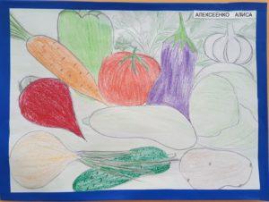конкурс осень рисунки онлайн