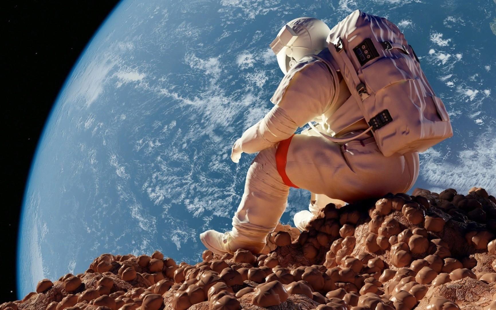 конкурс человек в космосе