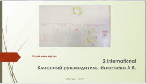 конкурс школьных проектов всероссийский