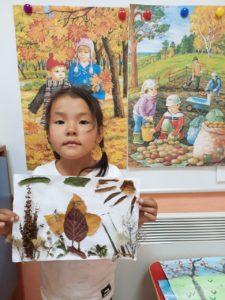 конкурс осенних поделок для дошкольников
