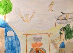 конкурс рисунков лето всероссийский для дошкольников