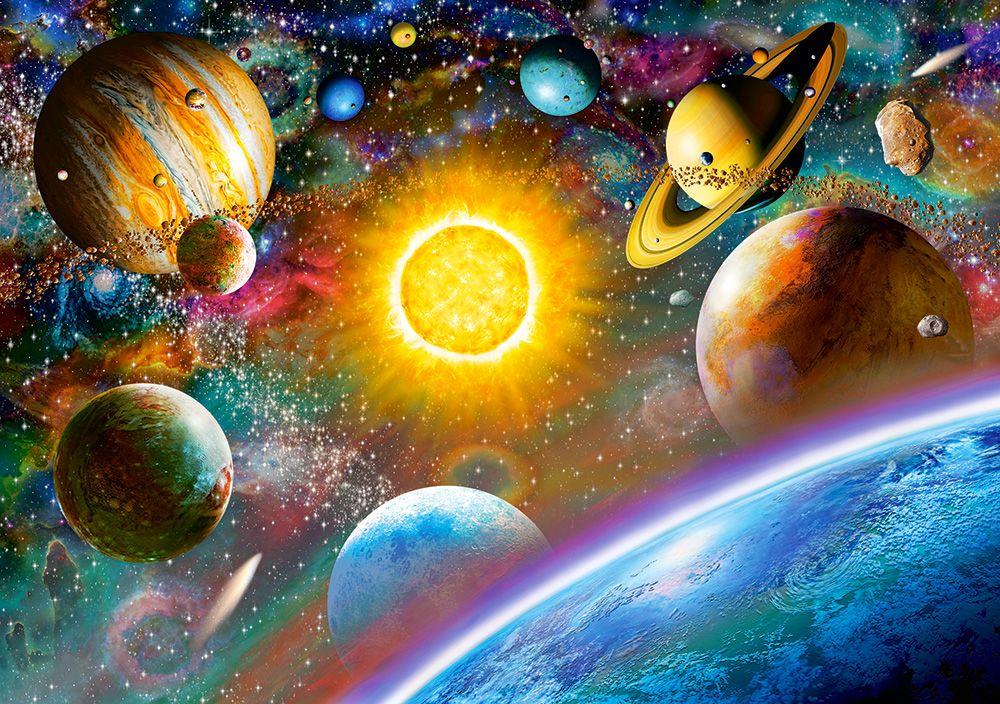 конкурс мир космоса