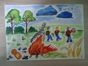 конкурс пожарная безопасность для школьников всероссийский