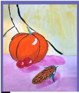 конкурс рисунков осень всероссийский с дипломом